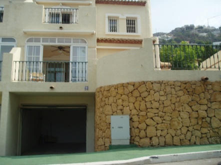Bungalow te koop in Altea