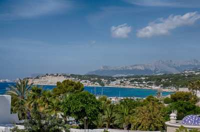 Plot te koop in Moraira
